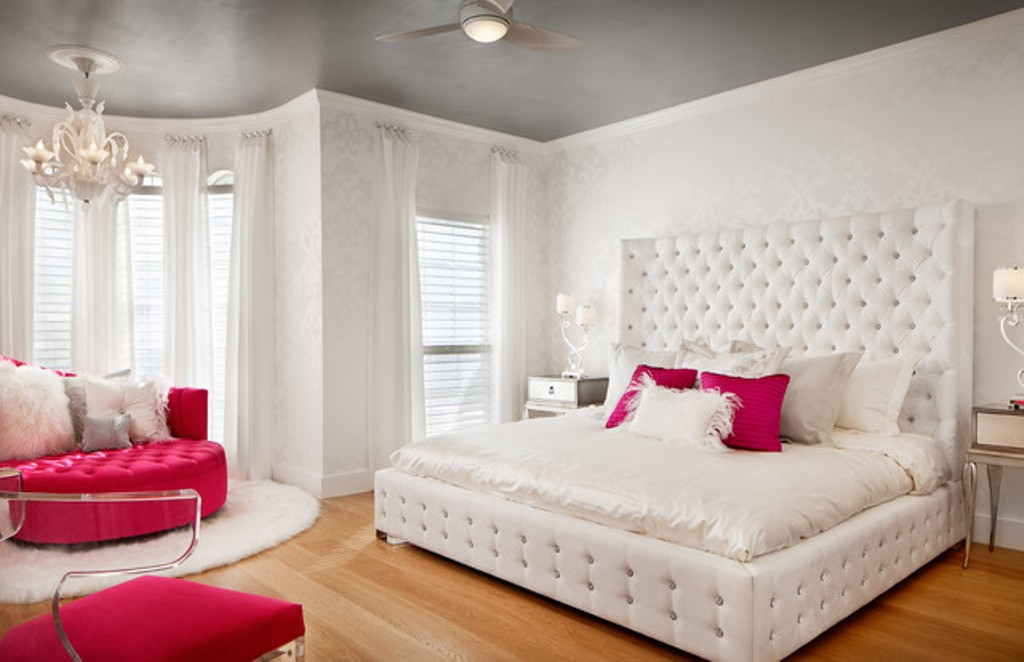 Tufted-Headboard-and-Bed-Frame